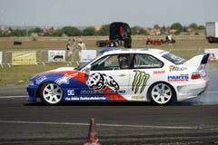 Drifting car Royalty Free Stock Photo