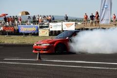 Drifting car Royalty Free Stock Photos