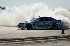 Drifting car Stock Photo
