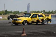Drifting car Stock Photos
