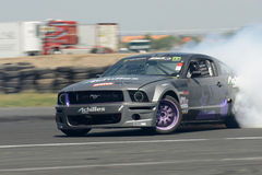 Drifting car Royalty Free Stock Photography