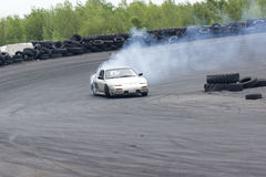 Drifting Stock Image