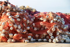 Driftnet photo Stock Image