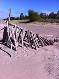 driftwood Imágenes de archivo libres de regalías