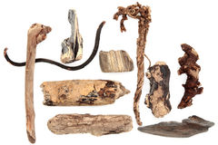 Driftwood Abstract Stock Photos