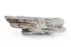 Driftwood as banner Royalty Free Stock Photo