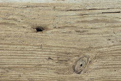 Driftwood szczegół Obrazy Royalty Free