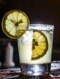 Drik del limone Fotografie Stock Libere da Diritti
