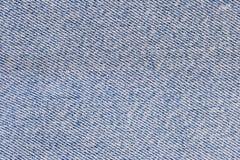 Dril de algodón azul imagen de archivo