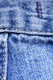 Dril de algodón azul claro Fotos de archivo