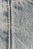 Dril de algodón viejo Foto de archivo libre de regalías