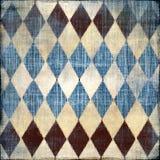 Dril de algodón de la vendimia Imagen de archivo
