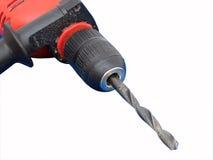 Drill. Electric drill Stock Photo
