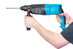 Drill Royalty Free Stock Image