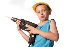 Drill 2 Royalty Free Stock Photography