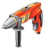 drill royaltyfri illustrationer