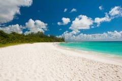 Drill Beach Royalty Free Stock Photo