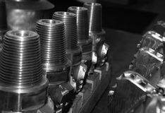 Drill Bit Royalty Free Stock Photography