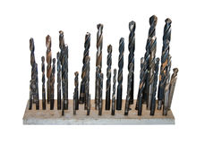 Free Drill Bits Royalty Free Stock Images - 7560599