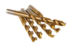 Drill bits. Stock Photo