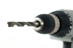 Drill Close Up Stock Photography