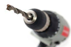 Drill Close Up Royalty Free Stock Photo