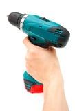 drill hand Στοκ Εικόνες