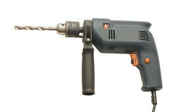 Drill isolated Stock Image