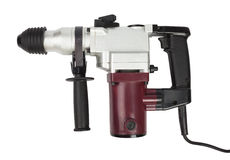 Drill perforator Royalty Free Stock Image