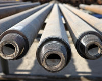 Drill Pipe Stock Photos