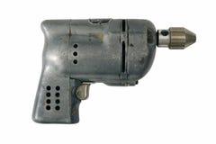 drill power vintage white στοκ εικόνες