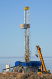 Drill rig Royalty Free Stock Images