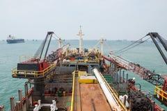 Drill Ship Equipment Stock Photos
