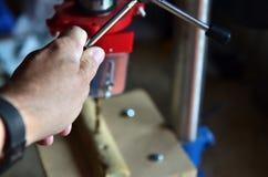 Drillborrbitar Fotografering för Bildbyråer