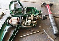 drillelkraft Royaltyfria Foton