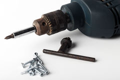 Free Driller Dowel And Stock Photography - 93217242
