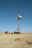 Drilling. Royalty Free Stock Photos
