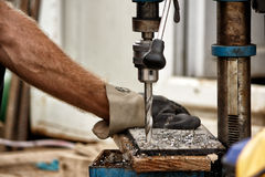 Drilling Stock Image