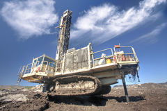 DRILLING MACHINE Stock Photos