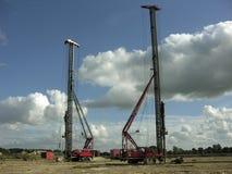 Drilling machine Royalty Free Stock Image