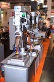Drilling machine. BANGKOK ,THAILAND - MAY 18:Drilling machine show in ASEAN's Stock Photography