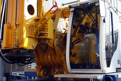 Drilling machine detail Stock Photos