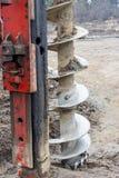 Drilling machine. Royalty Free Stock Photo