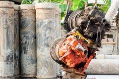 Drilling machine Royalty Free Stock Photo