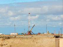 Drilling rig. Stock Photography