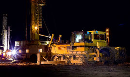 Drilling rigs. Stock Images