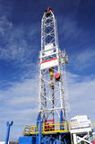 Drilling tower Stock Photo