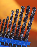 Drills Royalty Free Stock Photo