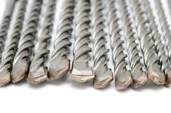 Drills, closeup Stock Image