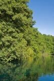 Drim River Scene stock images